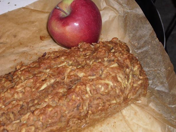 Apple Quick Bread  Moist Cinnamon Apple Quick Bread Recipe Food