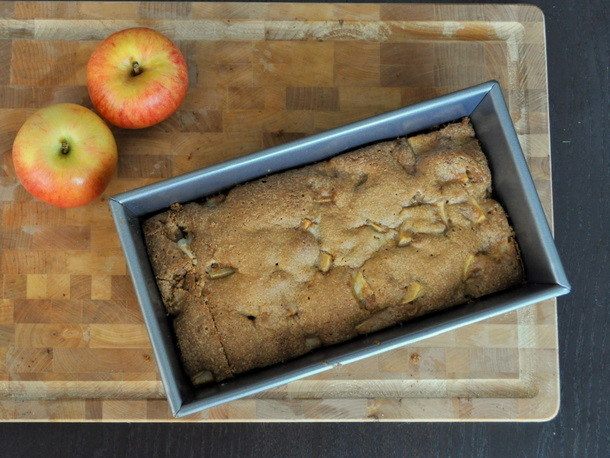 Apple Quick Bread  Wake and Bake Apple Cinnamon Quick Bread