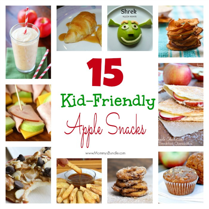 Apple Recipes For Kids  Caramel Apple Slices Easy Snack Idea for Kids Mommy s