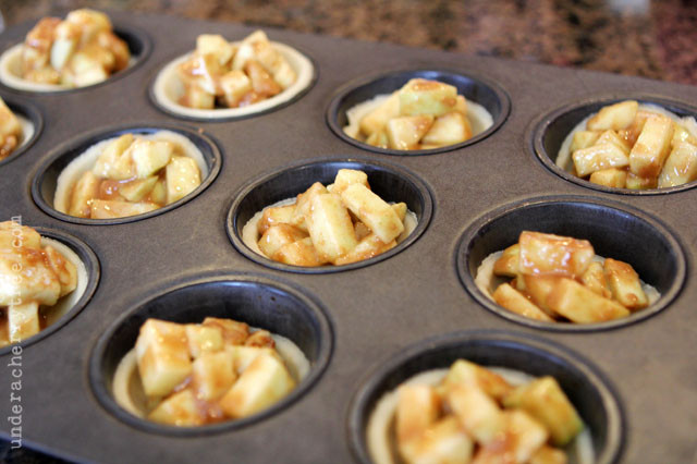 Apple Recipes For Kids  Under A Cherry Tree Baking Mini Apple Pies with the kids