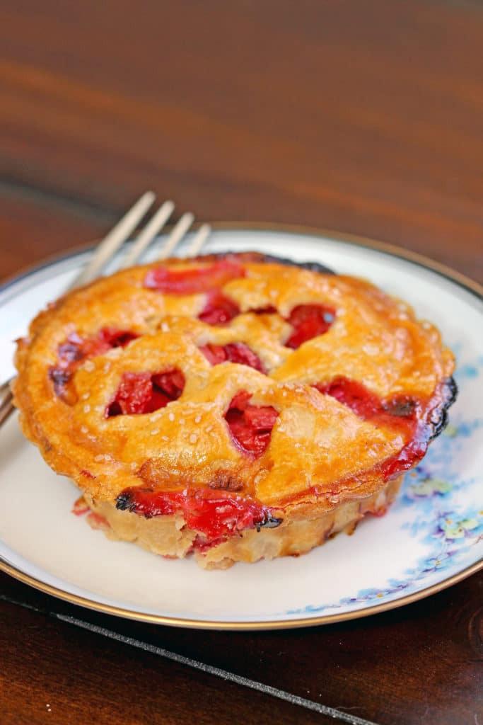 Apple Rhubarb Pie  Apple Rhubarb Pie Kevin Is Cooking