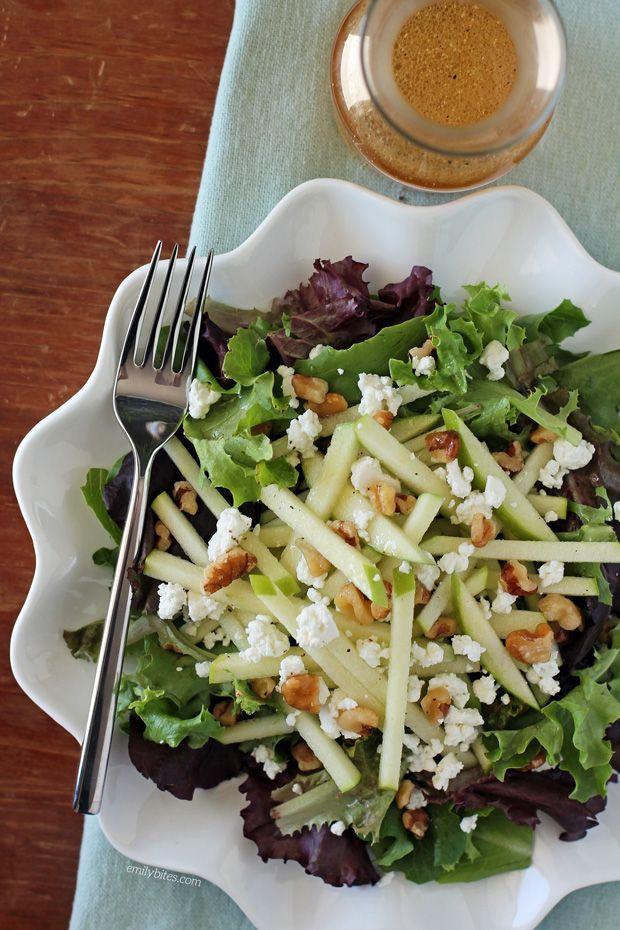 Apple Salad Recipes  Harvest Apple Salad Recipe