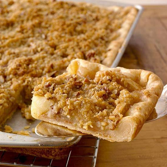 Apple Slab Pie Recipe  35 Thanksgiving Pie Recipes