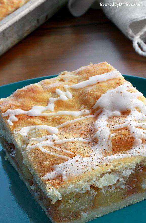Apple Slab Pie Recipe  Best 25 Apple slab pie ideas on Pinterest