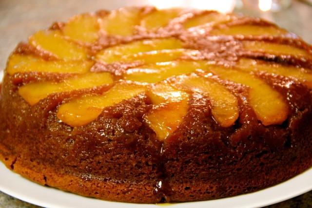 Apple Upside Down Cake  IMG 1746
