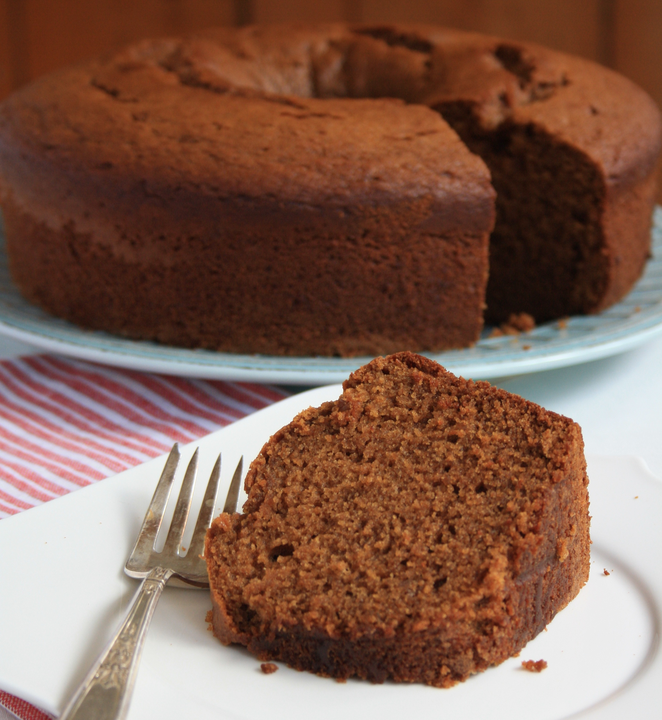 Applesauce Cake Recipe  Whole wheat applesauce cake recipe & memories made in the