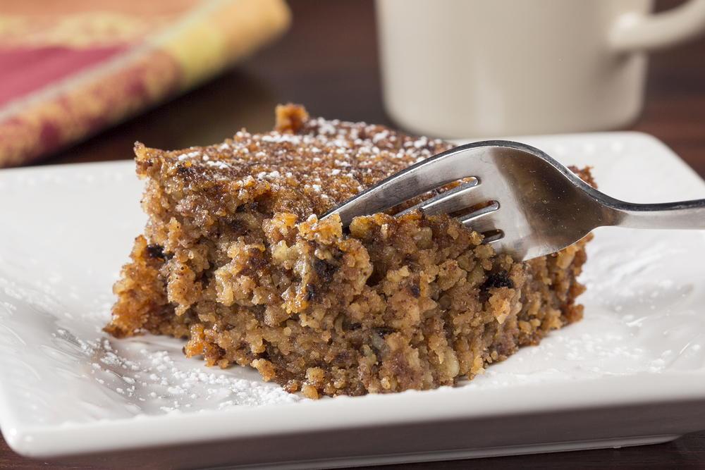 Applesauce Cake Recipe  Flourless Applesauce Cake