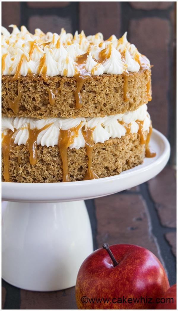 Applesauce Cake Recipe  Old Fashioned Applesauce Cake CakeWhiz