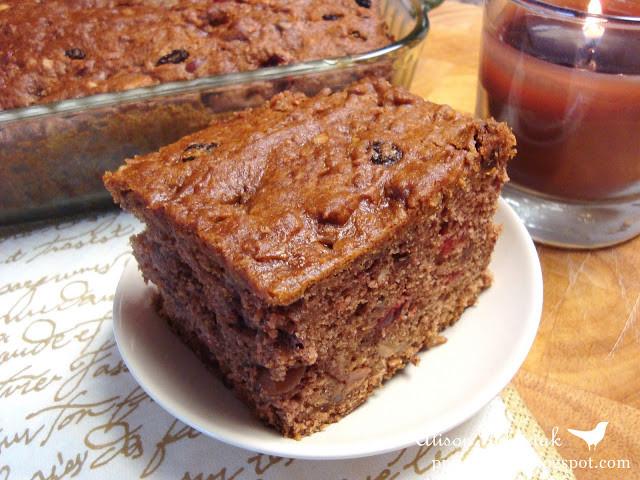 Applesauce Cake Recipe  Prairie Story Apple Sauce Cake