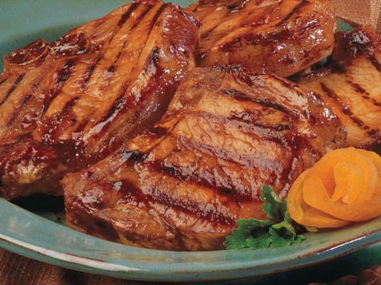 Apricot Pork Chops  Apricot Pork Chops Recipegreat