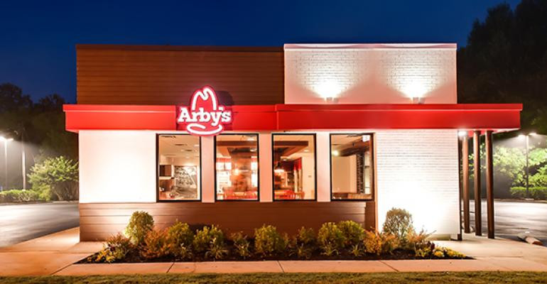 Arby'S Chicken Salad  Arby s pushes fresh take on marketing menu design