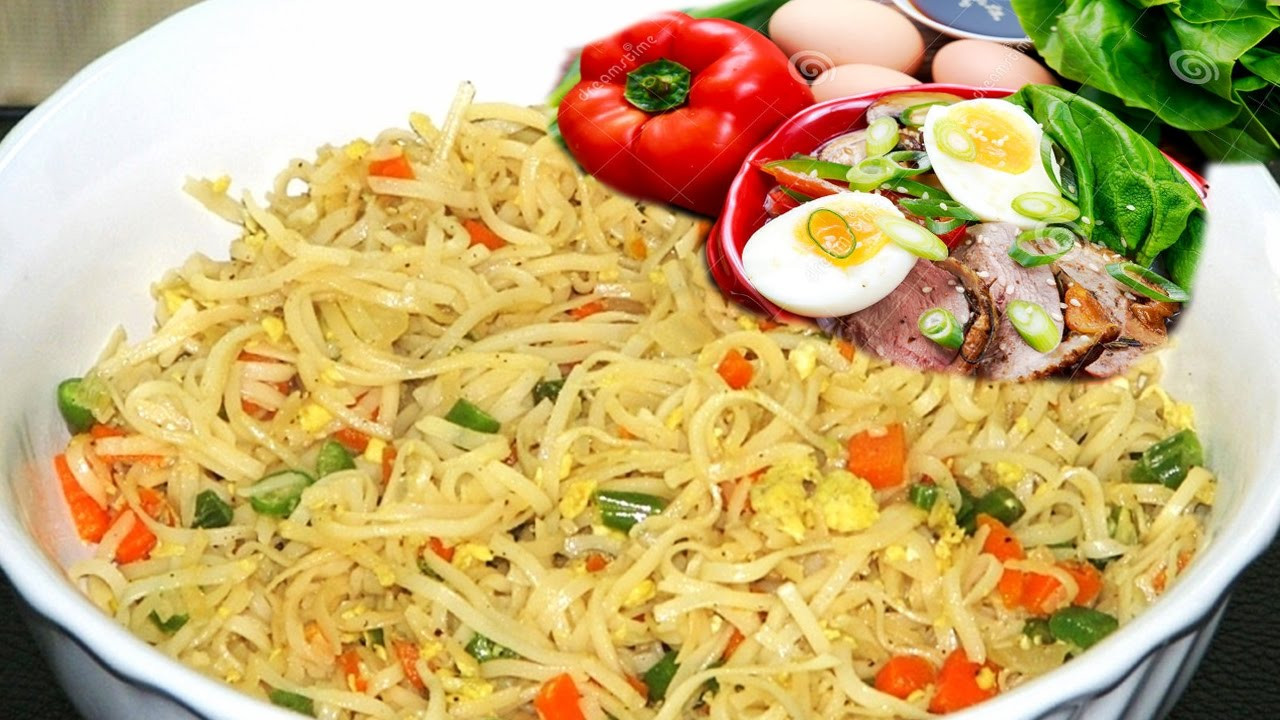 Are Egg Noodles Healthy  Ve able & Egg Noodles for Good Health Recipe at Home