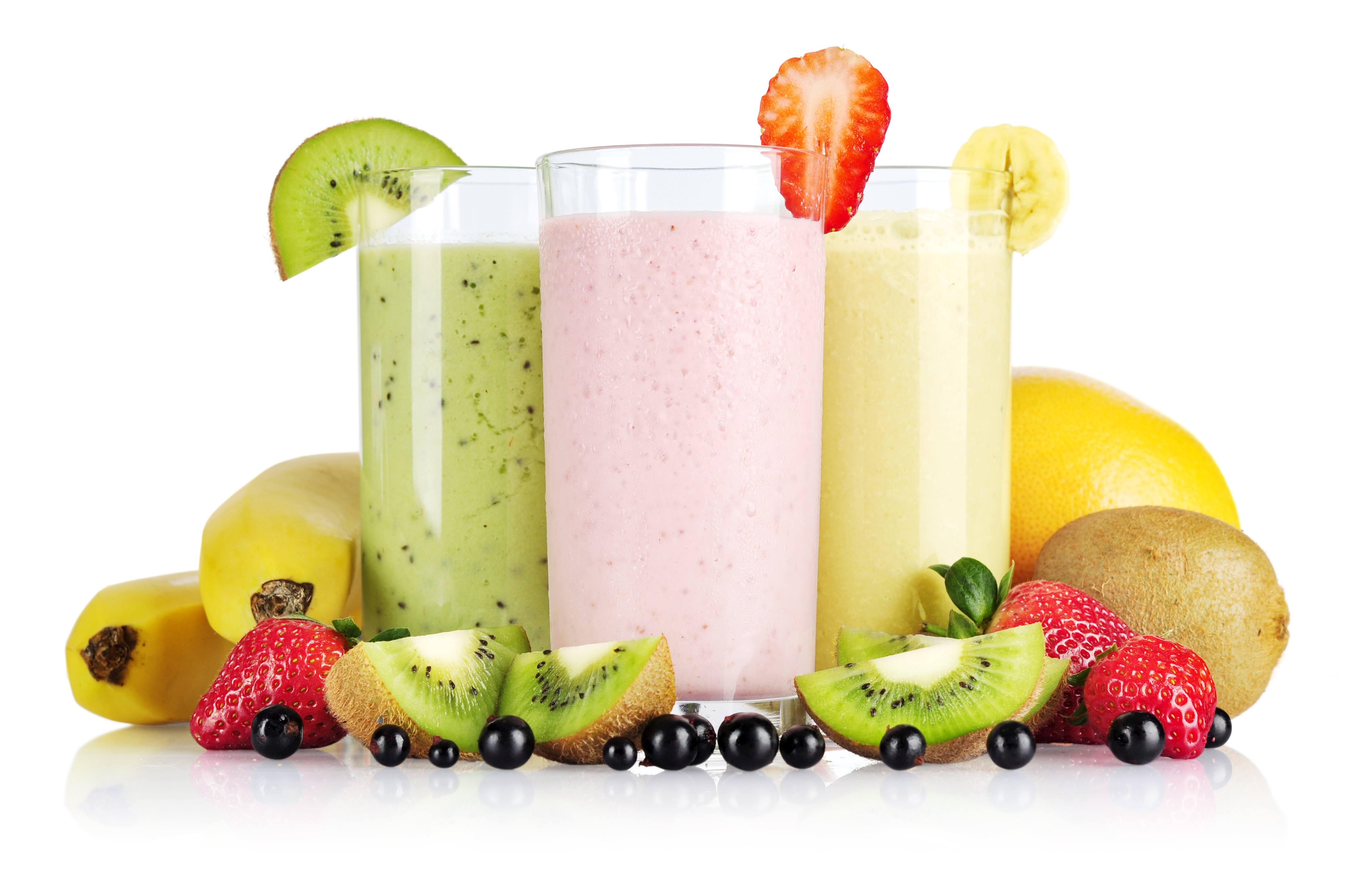 Are Fruit Smoothies Healthy  PYNKFoo 10 Hearty And Healthy Morning Fruit Smoothies