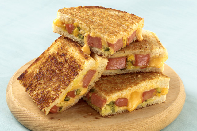 Are Hot Dogs Sandwiches  Grilled Hot Dog Cheese Sandwich Kraft Recipes