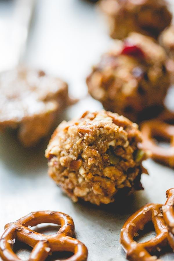 Are Pretzels Healthy  peanut butter pretzel energy balls Healthy Seasonal Recipes
