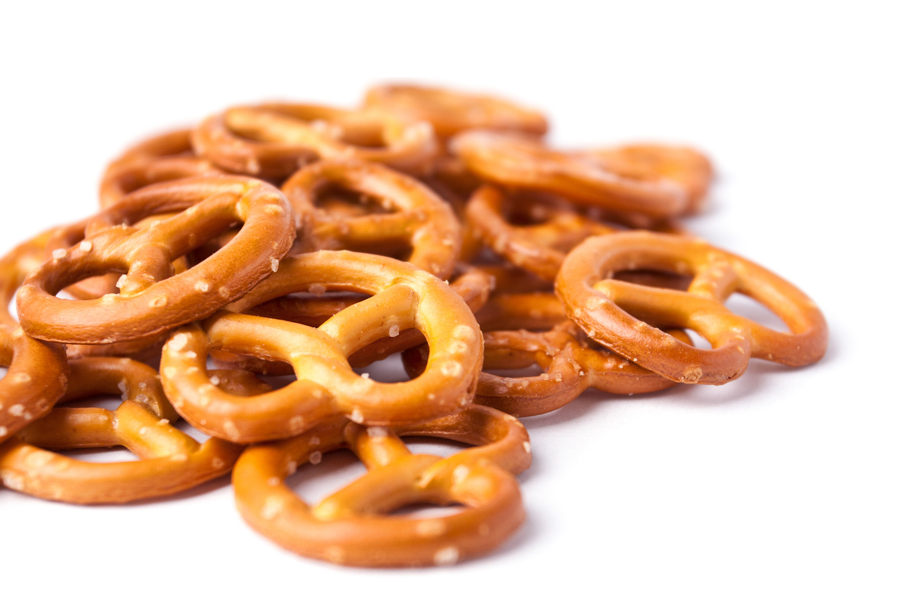 Are Pretzels Healthy  Never Eat an Unhealthy Snack Again V Well Health