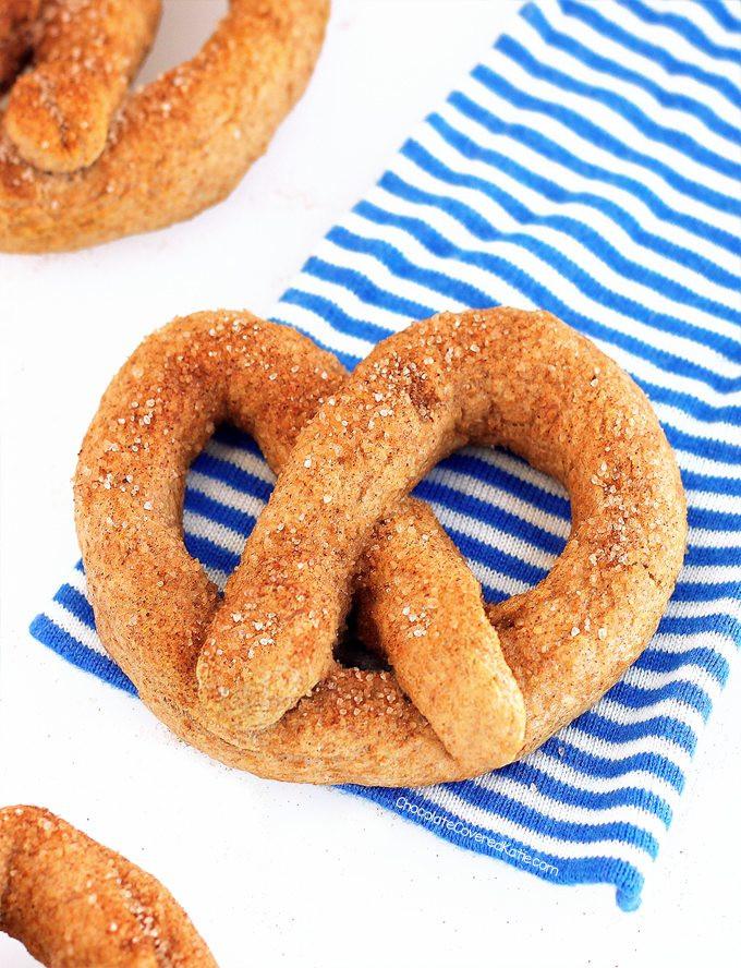 Are Pretzels Healthy  Healthy Auntie Anne s Pretzels In Your Kitchen