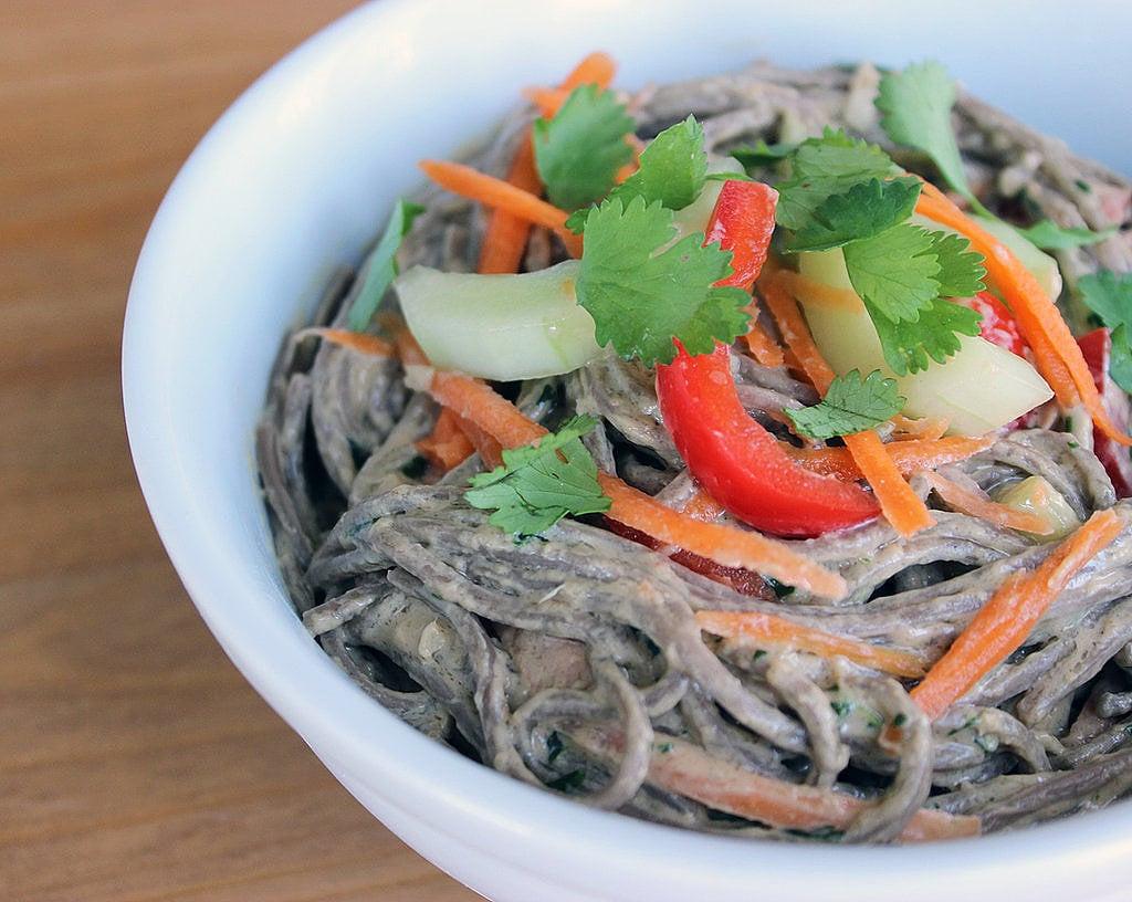 Are Soba Noodles Healthy  Healthy Soba Noodle Salad Recipe