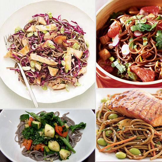 Are Soba Noodles Healthy  Healthy Soba Noodle Recipes