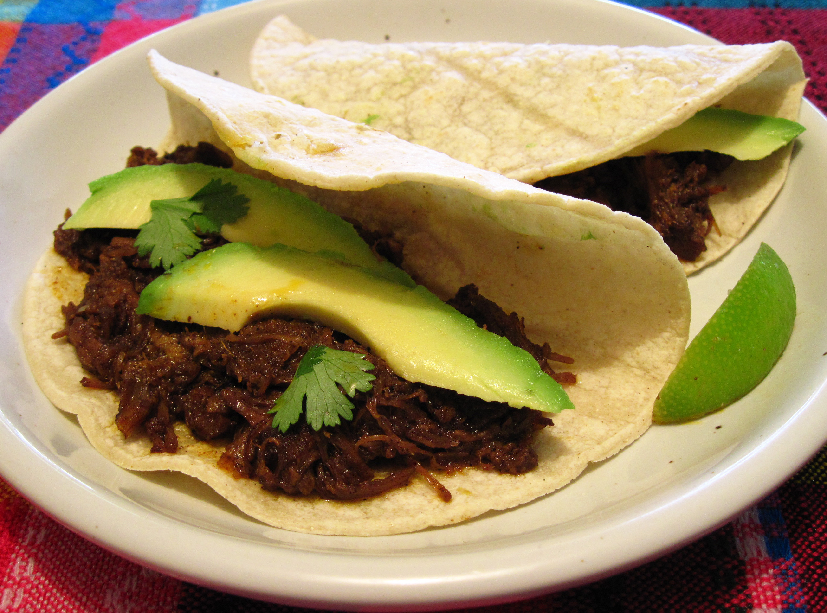 Are Tacos Mexican  Slow Cooker Mexican Pulled Pork Tacos