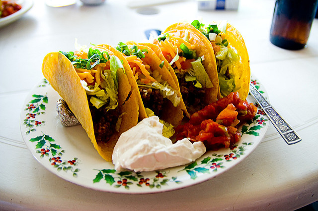 Are Tacos Mexican  How Are Authentic Mexican Tacos Different from American