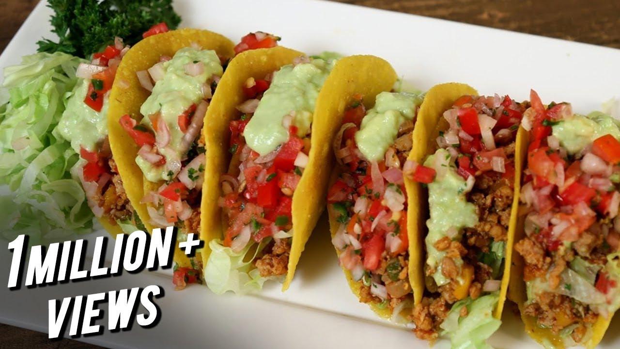 Are Tacos Mexican  Chicken Mexican Tacos Recipe