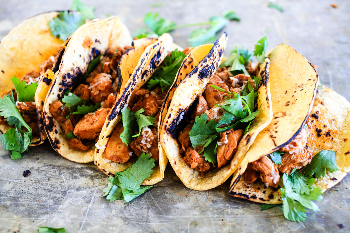 Are Tacos Mexican  Cinco de Mayo Roundup