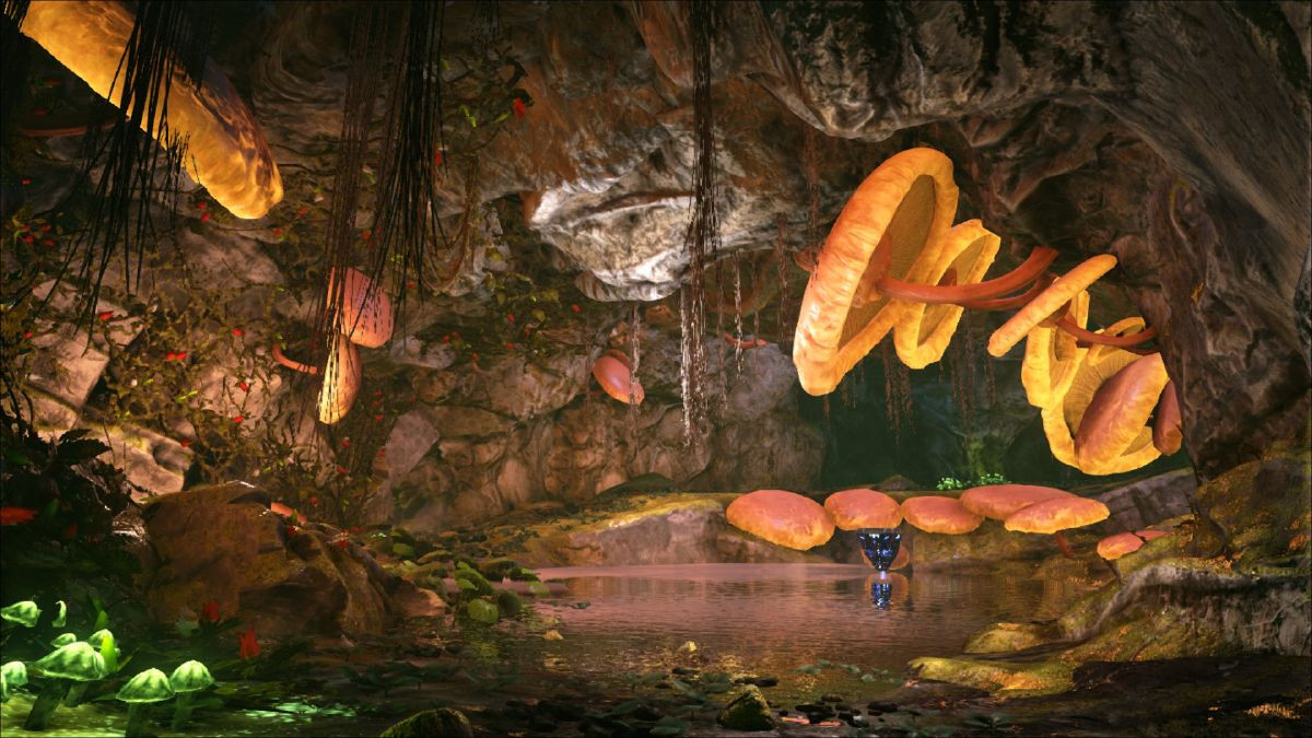Ark Enduro Stew  Swamp Cave ficial ARK Survival Evolved Wiki