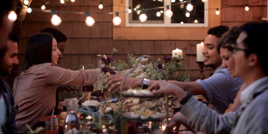 Around The Dinner Table  Around the Dinner Table Fuller Studio