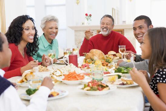 Around The Dinner Table  Tips For Better Family munication Safe Smart & Social