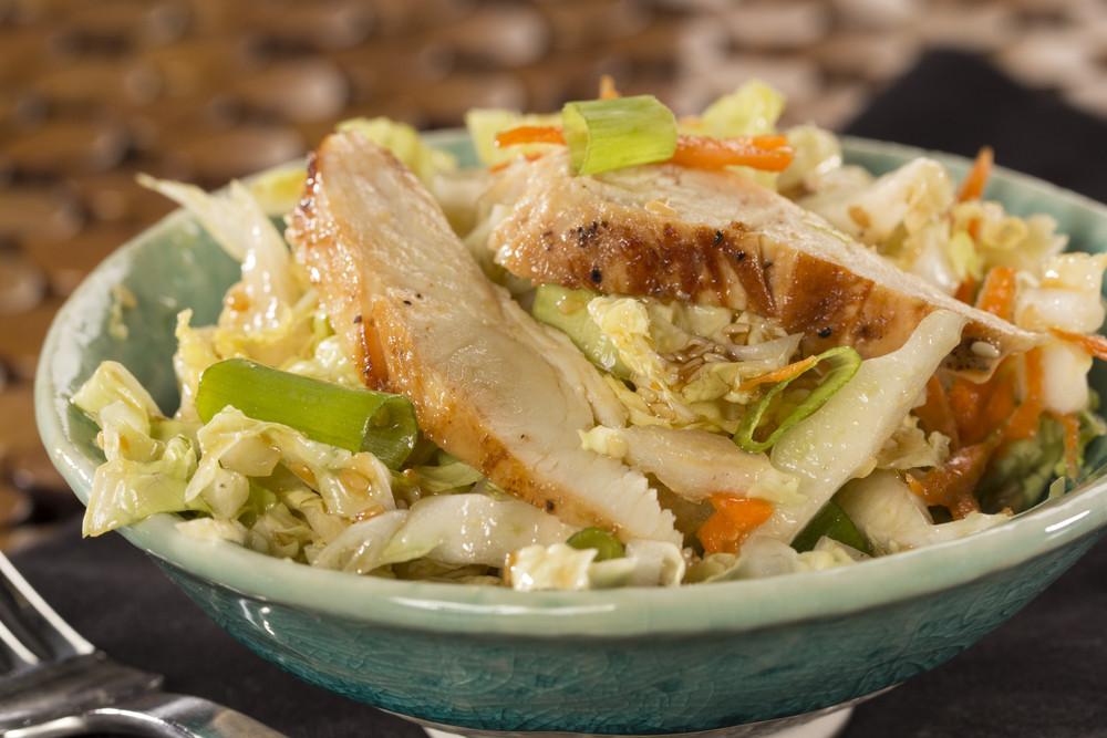 Asian Cabbage Salad  Asian Cabbage Salad