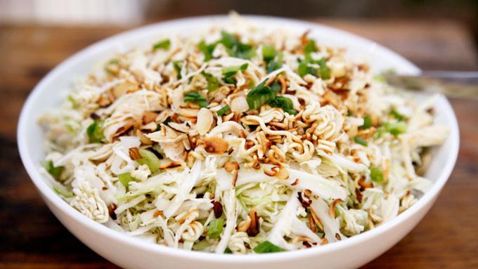 Asian Cabbage Salad  Chicken Cabbage Salad
