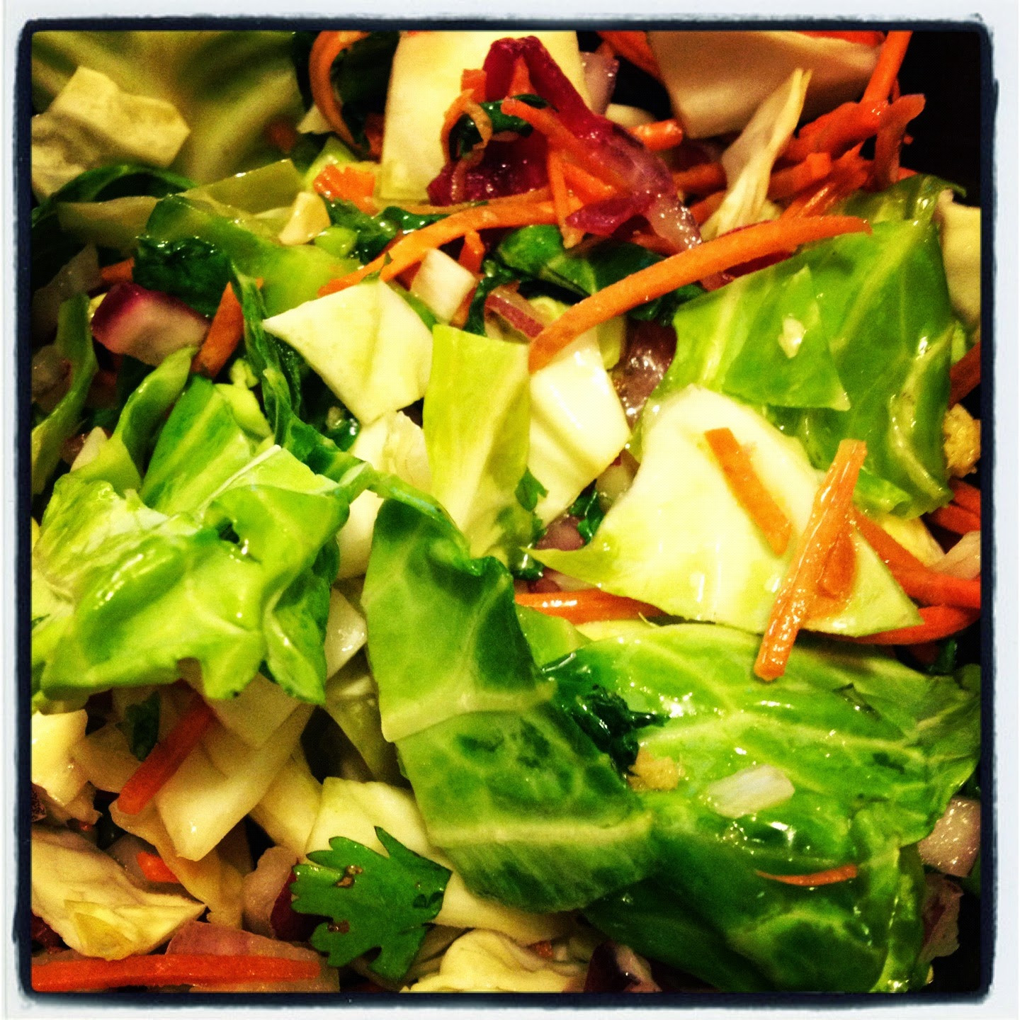 Asian Cabbage Salad  Ultimate Reset Asian Cabbage Salad