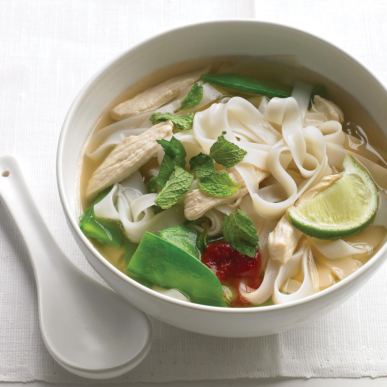 Asian Chicken Soup  Asian Soup Recipes Take It Beyond Instant Ramen