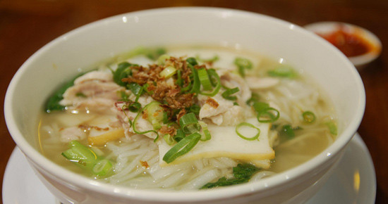 Asian Chicken Soup  Asian Style Chicken Noodle Soup Food and Whine