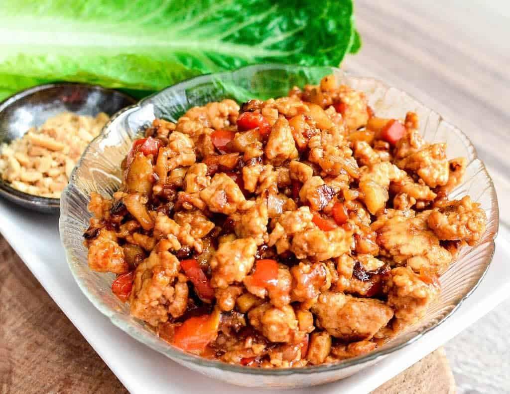 Asian Dinner Recipe  healthy asian chicken recipes