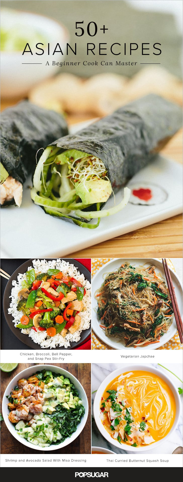 Asian Dinner Recipe  Fast and Easy Asian Dinner Recipes