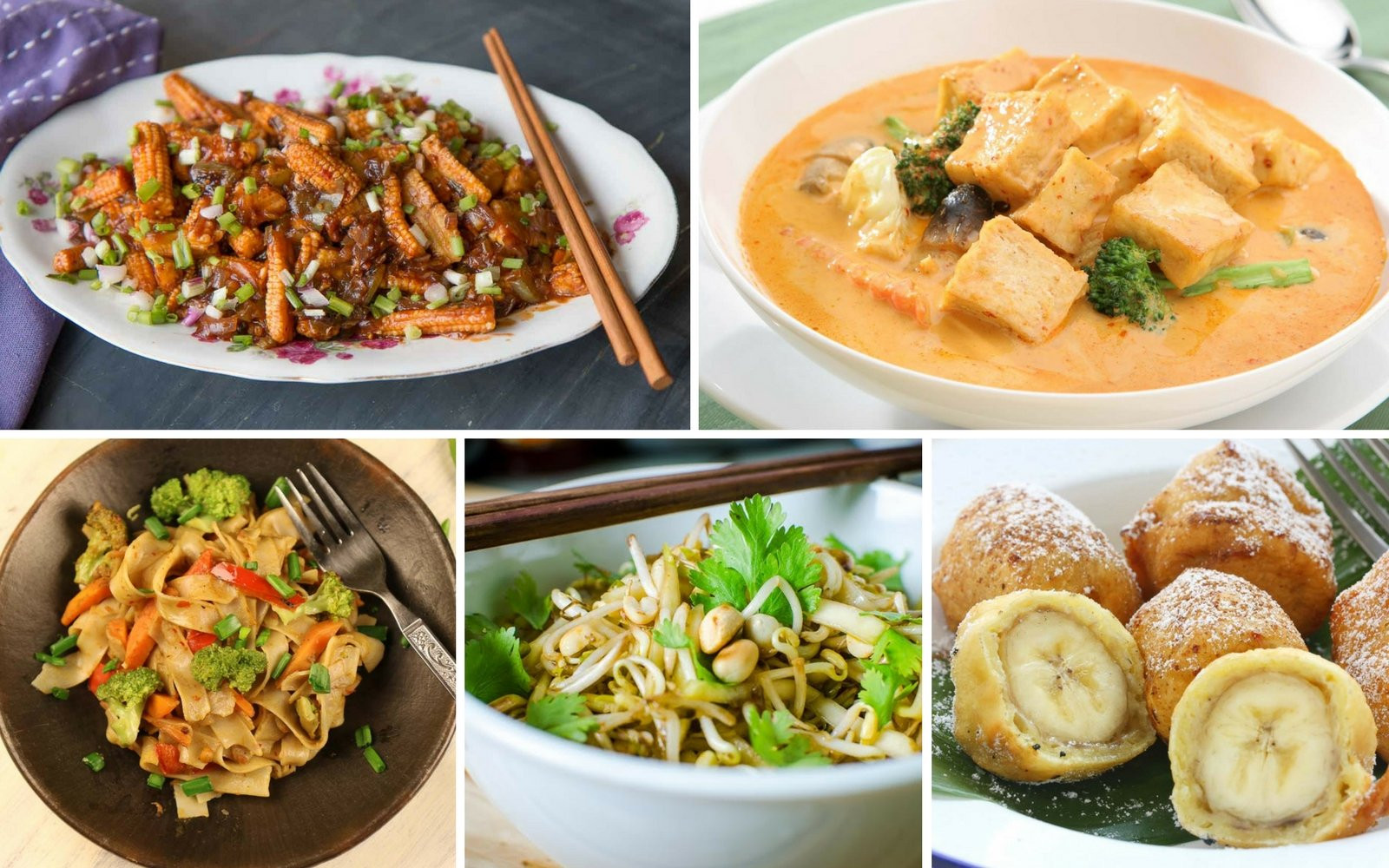 Asian Dinner Recipe  3 Course Meal Asian Styled Dinner For Your Weekend by