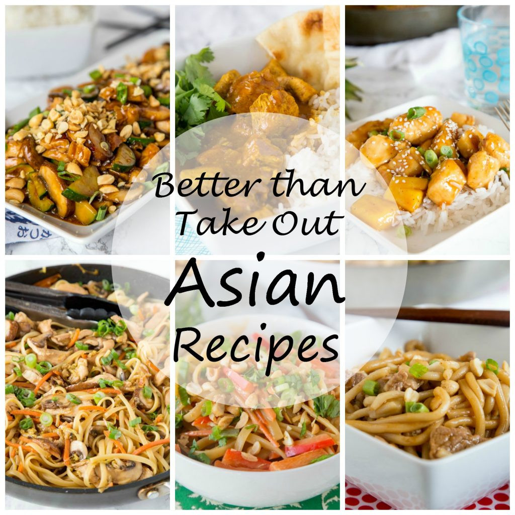 Asian Dinner Recipe  Better than Take Out Asian Recipes Dinners Dishes and