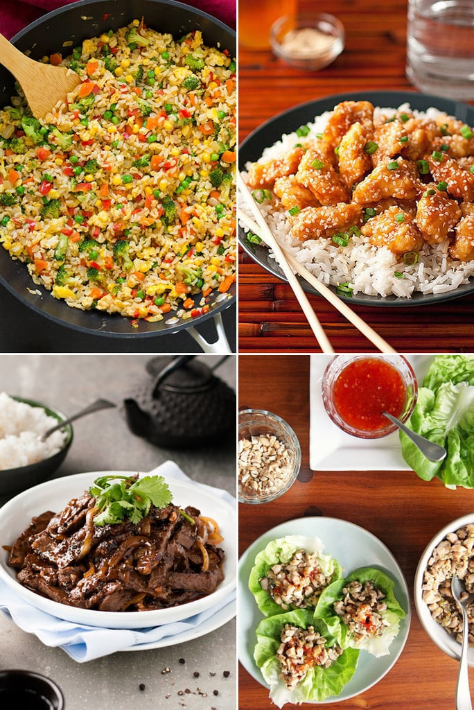 Asian Dinner Recipes  easy chinese food recipes with pictures