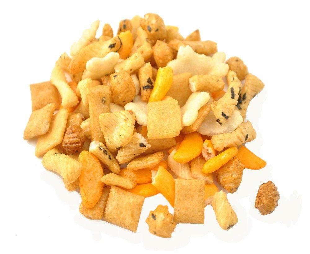Asian Rice Crackers  SweetGourmet Oriental Rice Crackers 1LB FREE SHIPPING