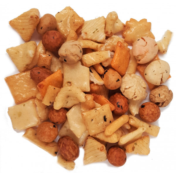 Asian Rice Crackers  Japanese Rice Crackers