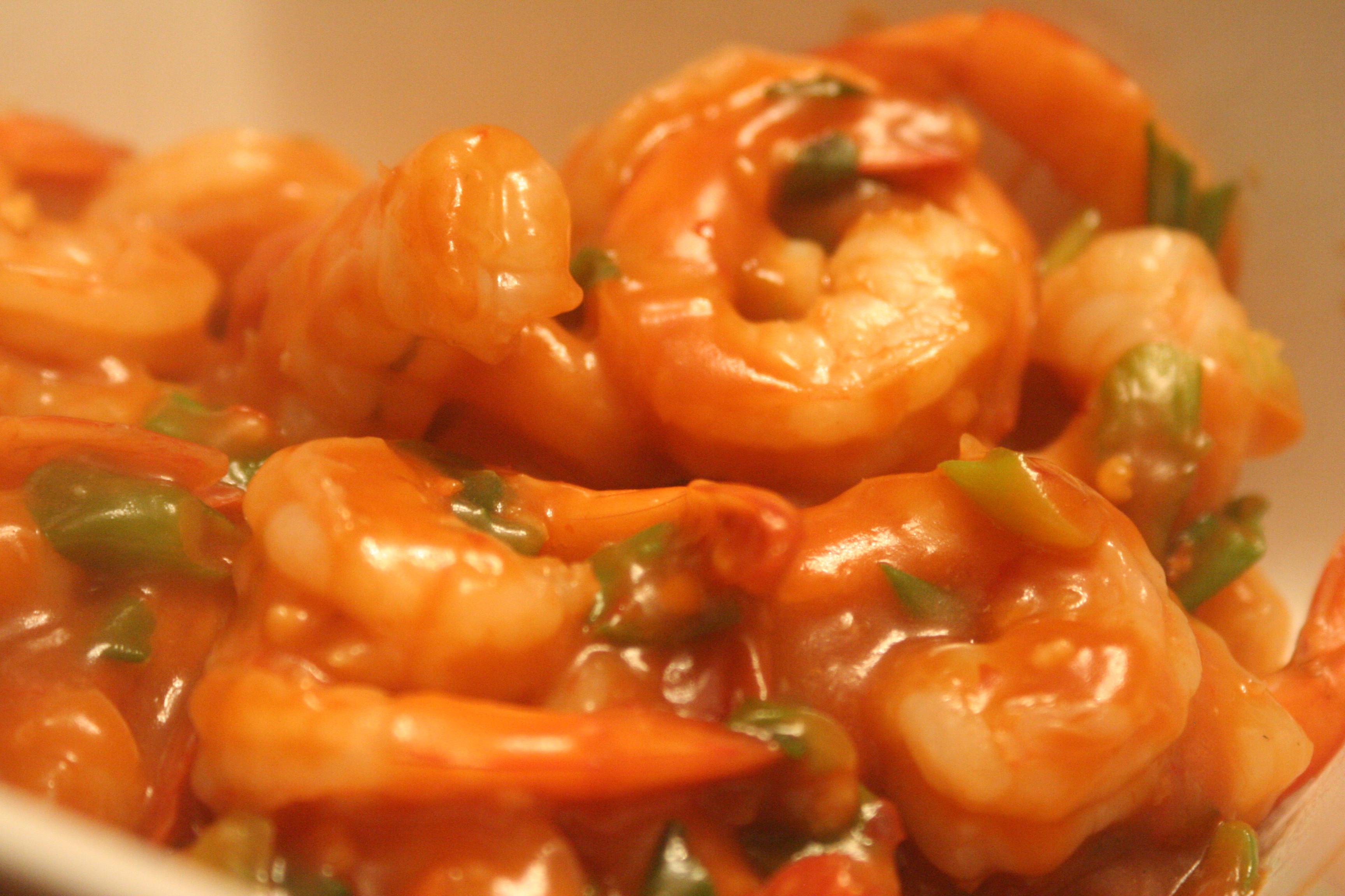 Asian Shrimp Recipes  International Cuisine Chinese Main Dishes