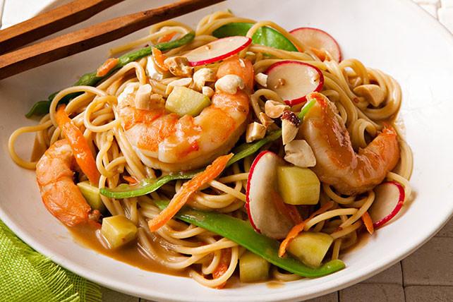 Asian Shrimp Recipes  Asian Shrimp Stir Fry Kraft Recipes