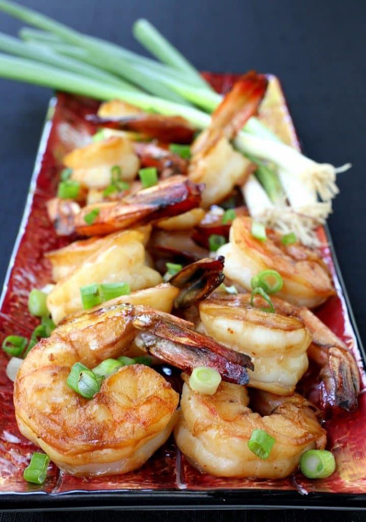 Asian Shrimp Recipes  Asian Shrimp Cocktail Mantitlement
