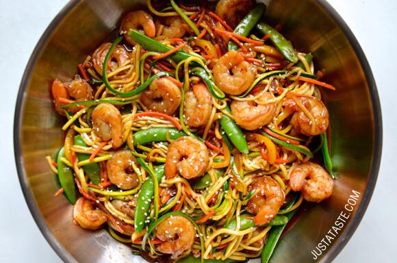 Asian Shrimp Recipes  Just a Taste