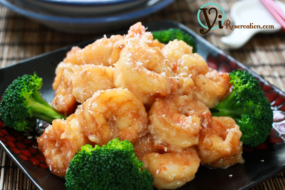 Asian Shrimp Recipes  posted by Yi American Chinese Recipes