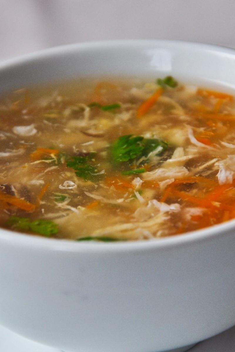 Asian Soup Recipes  asian chicken soup