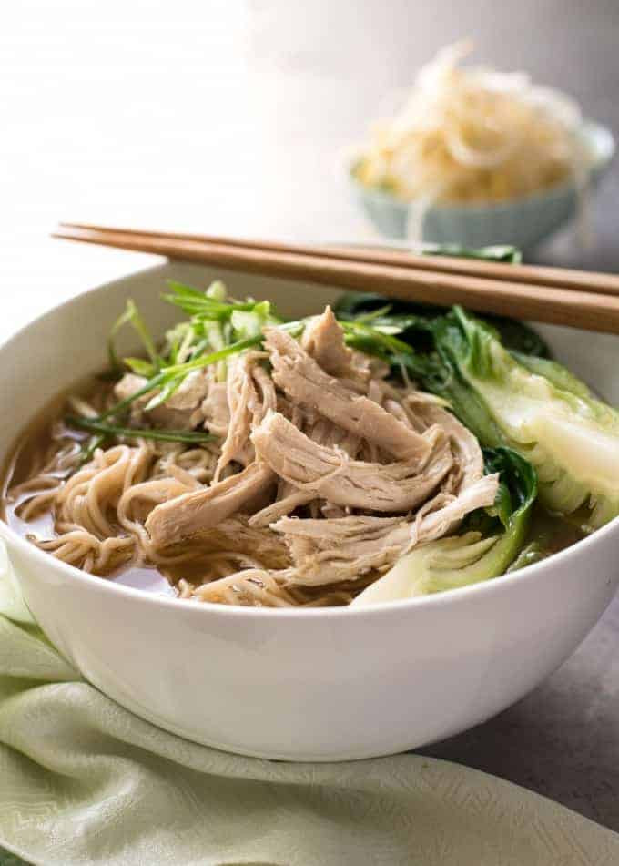 Asian Soup Recipes  Chinese Noodle Soup