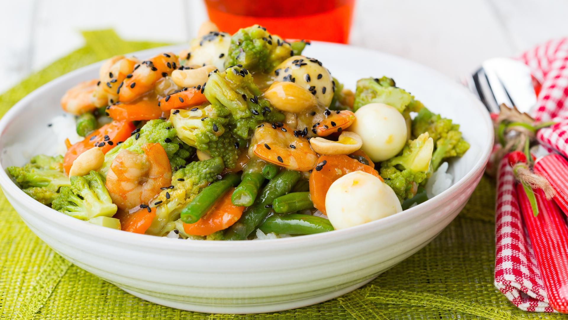 Asian Vegetable Recipes  Asian Ve able Stir Fry Women Fitness